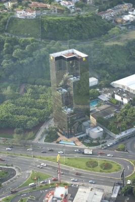 Centroamérica: torres más altas de este lado del mundo