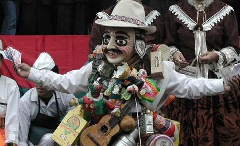 La fiesta boliviana de las miniaturas