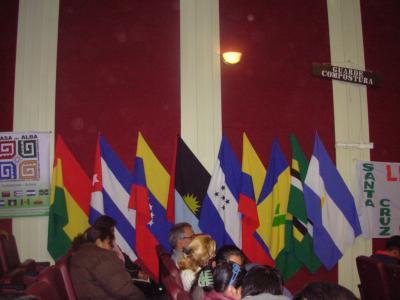 Bolivia en el centro de la Revolución Latinoamericana