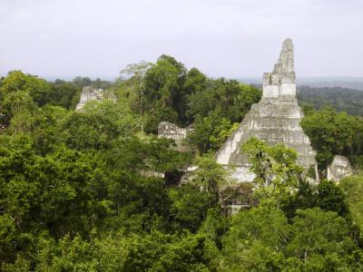 Glorias patrimoniales de la humanidad en Centroamérica