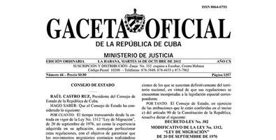 ¿Fin de Permisos  y Cartas de invitación en Cuba?