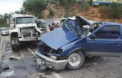 Accidentes de tránsito en Nicaragua causan en 552 muertos