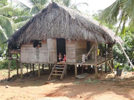 Toque de diana por el idioma rama o ramakí de Nicaragua