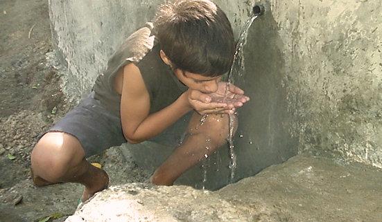 Agua y pobreza en Honduras