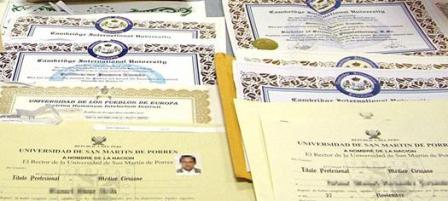 Iberoamericanos validan en Nicaragua homologación de títulos