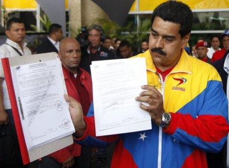 Las elecciones presidenciales en  Venezuela y la quinta pata del gato