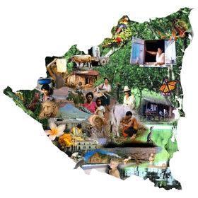 Semana teñida de juventud y colorido en Nicaragua