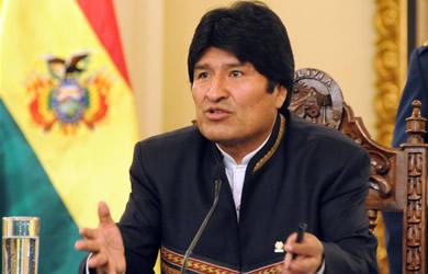 Evo Morales anuncia expulsión de la Usaid de Bolivia