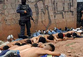 Signos de violencia sobre la juventud centroamericana