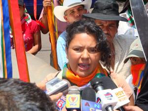 Militares detienen a líder de indígenas lencas en Honduras