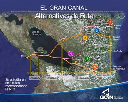 Canal interoceánico y plan productivo atraen miradas hacia Nicaragua