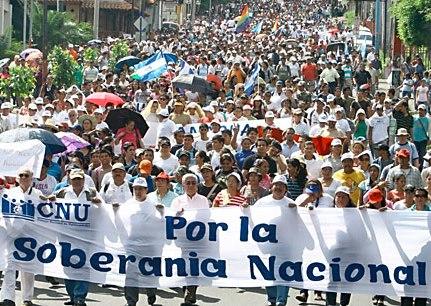 Marcha patriótica desmontó jugada de la oposición en Nicaragua