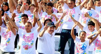 Nicaragua saldrá de la pobreza con o sin canal, afirma Ortega