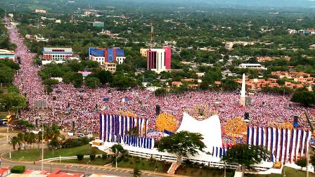 Nicaragua de frente y con el Frente por la vía de la reconciliación