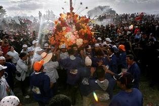Agosto y la llegada del Santo Patrono en Nicaragua