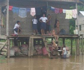 Garantizan alimentos a afectados por lluvias en Nicaragua