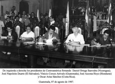 Conservan vigencia Acuerdos de Esquipulas II, concuerdan en Nicaragua