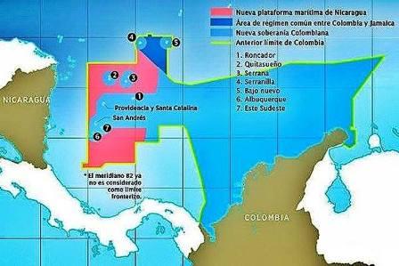 Nicaragua vuelve a La Haya por delimitación de plataforma continental