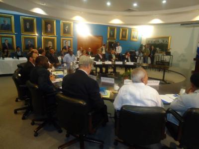 Sesiona en Nicaragua Consejo Monetario Regional del Sucre