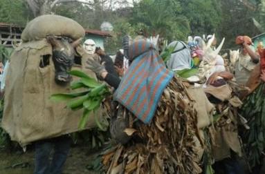 Regresan los diablitos a Costa Rica en fiesta de Rey Curré
