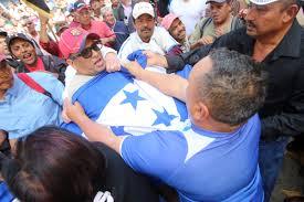 Denuncian presunta dictadura en el legislativo de Honduras