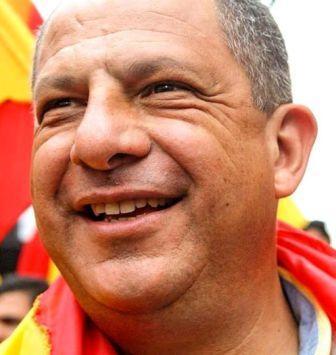 Confía 75,5 por ciento en candidato del PAC en Costa Rica