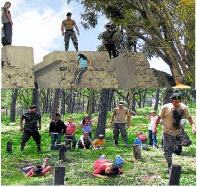 Fuerzas Armadas reclutarán a 25 mil niños y jóvenes en Honduras