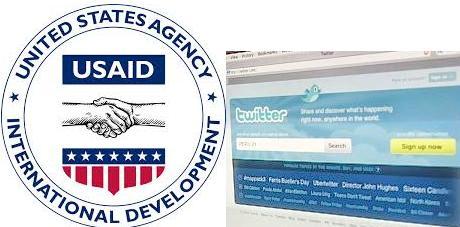 Usaid crea cuenta falsa en Twitter contra Cuba