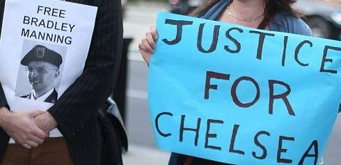 Bradley Manning desaparece, pero Chelsea vivirá orgullosa de su contribución