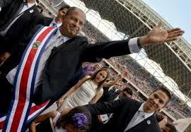 Opina bien de Solís 87 por ciento de la ciudadanía en Costa Rica