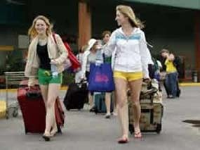 Crece llegada de turistas internacionales a Cuba