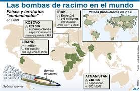 Condena Costa Rica el uso de municiones en racimo en Ucrania