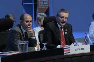 Celac: donde la integración deviene práctica, opina canciller de Costa Rica