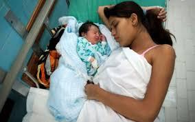 Embarazos precoces, abusos y recirculación de la pobreza en Honduras
