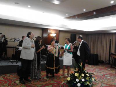 Guatemala y Venezuela funden voces por la unidad y la paz
