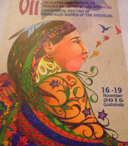 Mujeres Indígenas de las Américas comparten vivencias en Guatemala