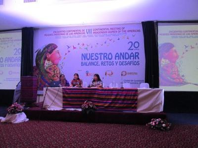 Mujeres indígenas en las Américas, una reflexión desde Guatemala