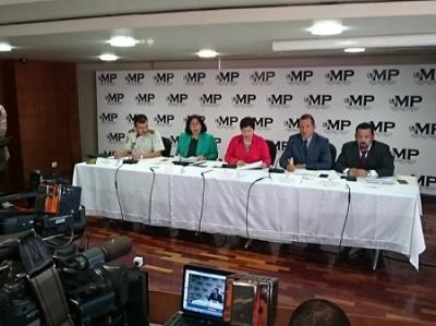 Capturan a culpables de miles de desapariciones forzadas en Guatemala