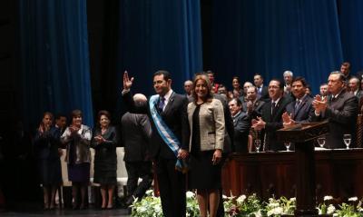 Guatemala tendrá un presidente indígena, vaticina Jimmy Morales
