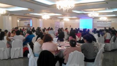 Mujeres de Guatemala evalúan alcance de sus luchas en 20 años de paz