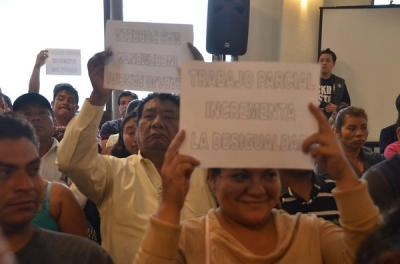 Congreso de Guatemala evalúa ratificación de convenios de la OIT
