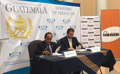 Movimiento neopentecostal capacitará a profesores de Guatemala