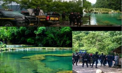 Exigen detener violencia contra indígenas en Semuc Champey, Guatemala
