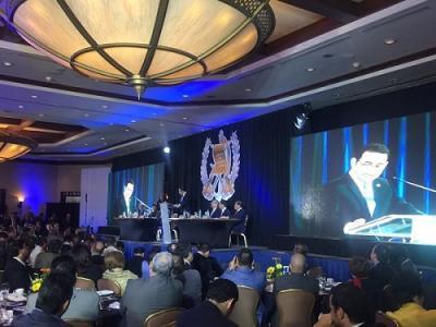 Autoridades instan a la unidad en evento religioso en Guatemala