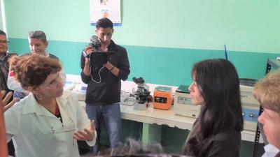Autoridades de Guatemala refuerzan colaboración con médicos de Cuba