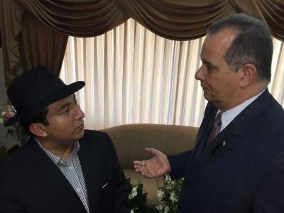 Fidel Castro inspira luchas indígenas, afirma diputado en Guatemala