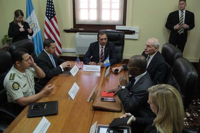 Destaca protagonismo logrado por ministro de Gobernación en Guatemala