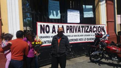 Denuncian eventual plan de privatizar Cementerio General en Guatemala