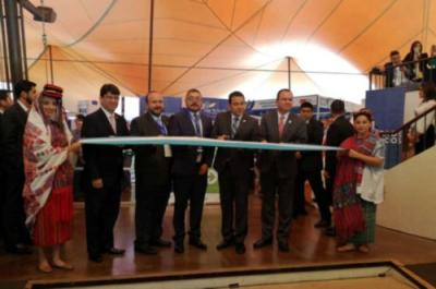 Guatemala alienta comercio de productos agrícolas en feria Agritrade