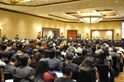 Instan a reforma judicial y respeto al derecho indígena en Guatemala